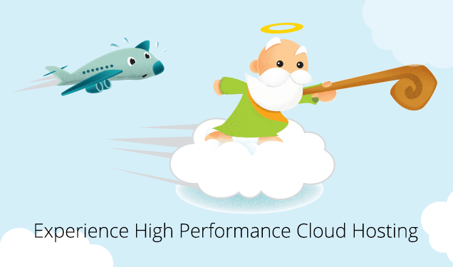 High Performance Cloud Hosting Dewaweb
