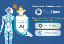 Dewaweb Partners with CloudLinux for Server Security