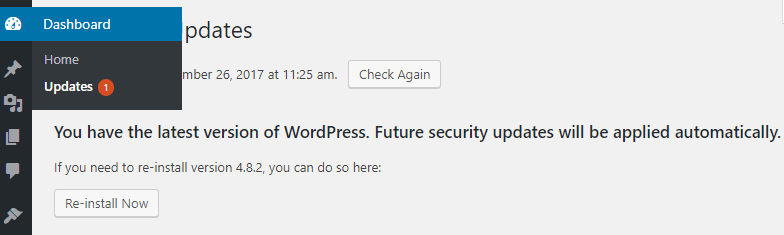 WSEC-WordPress-Update