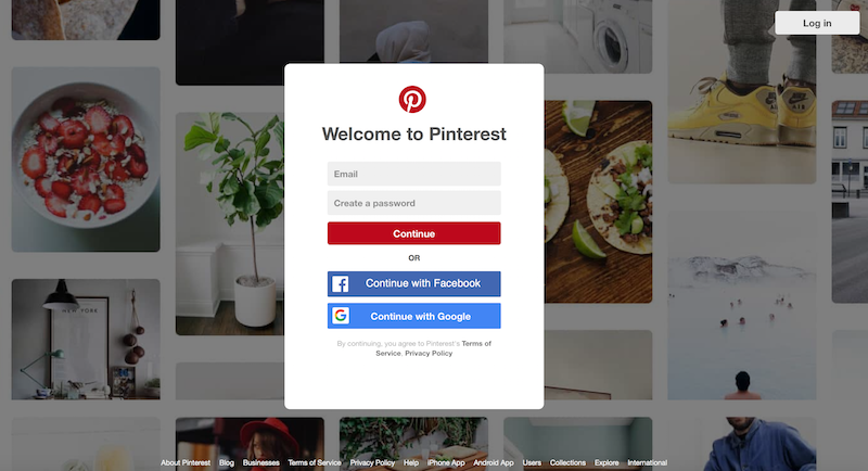 Unduh 62 Background Putih Pinterest Gratis Terbaru