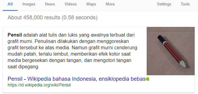 Contoh-Google-Featured-Snippet