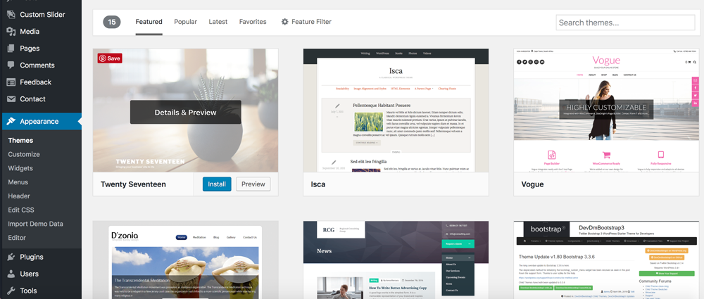 Install-Theme-WordPress-Dewaweb