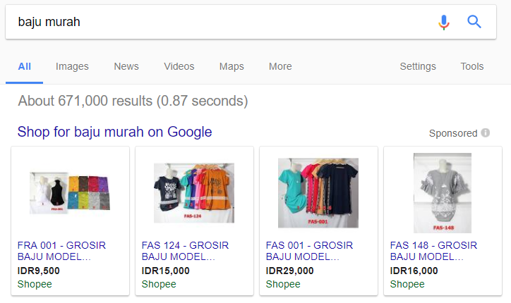 Result-Page-Sponsored-Google