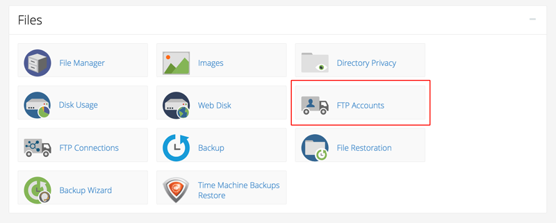 cPanel-FTP-Account-Dewaweb