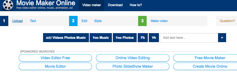 Daftar Free Video Creator Terbaik Online Video Maker- Dewaweb