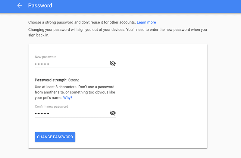 how to change-password-gmail-email-google-dewaweb