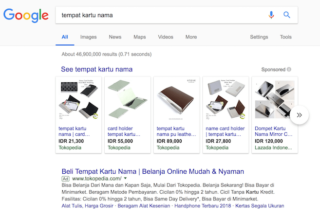 google shopping ppc dewaweb