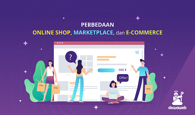 beda online shop, marketplace, e-commerce