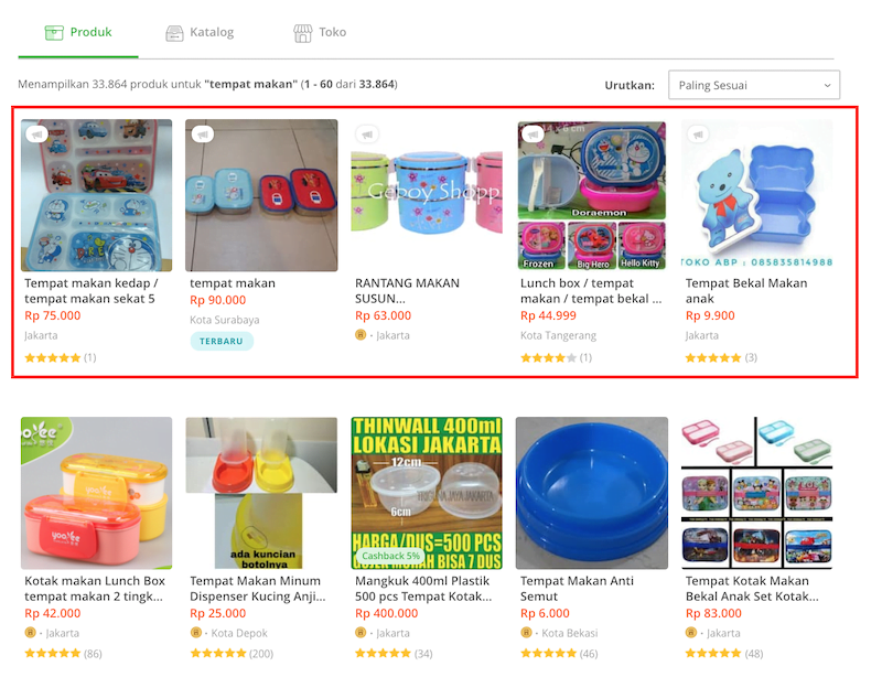 online shop marketplace ecommerce tokopedia dewaweb