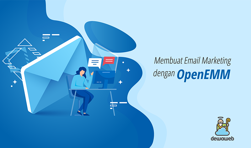 membuat email marketing dengan openemm featured image