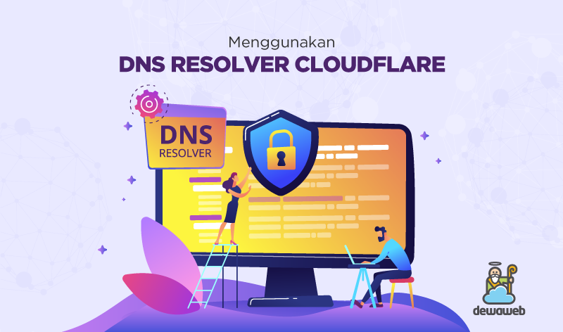 dns resolver cloudflare featured image